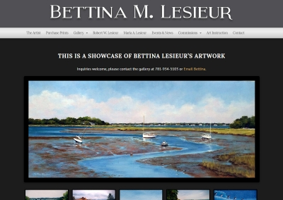 Bettina M. Lesieur
