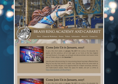 Brass Ring Academy and Cabaret